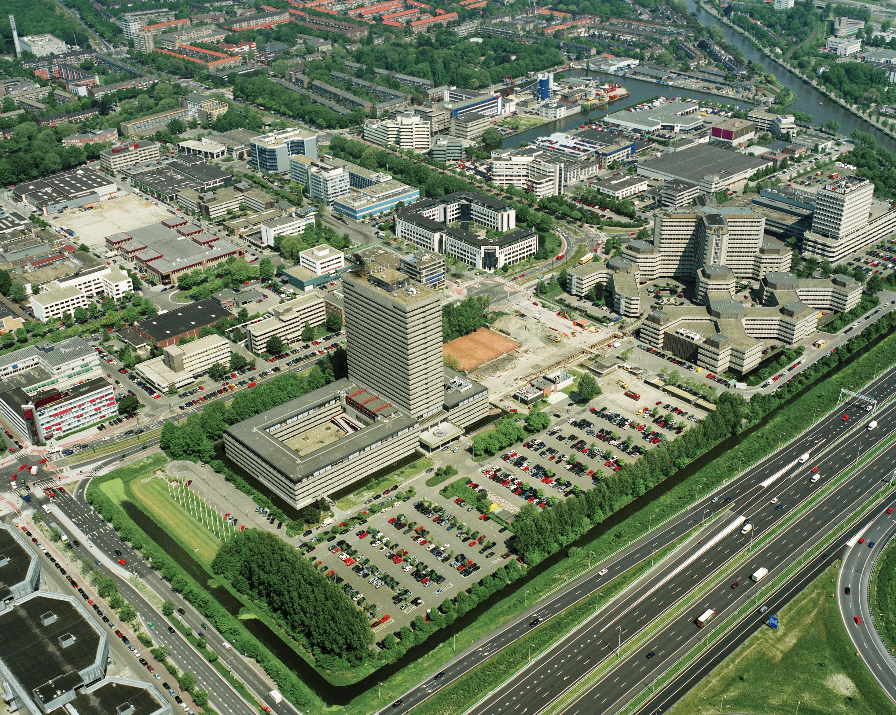 A campo architecten european patent office rijswijk - European patent office rijswijk ...