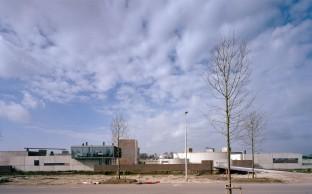 W1560 Leidsche Rijn Totaal-voorgevel