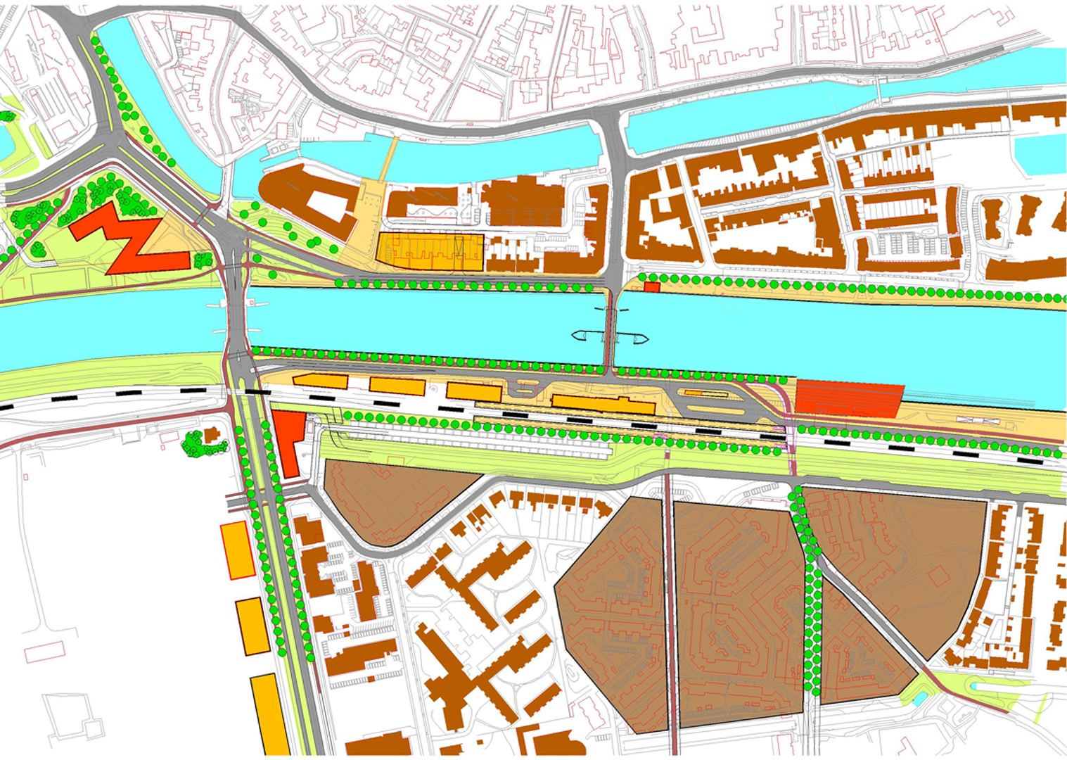 W1841 Stedenb plan Kantoren Middelburg13298