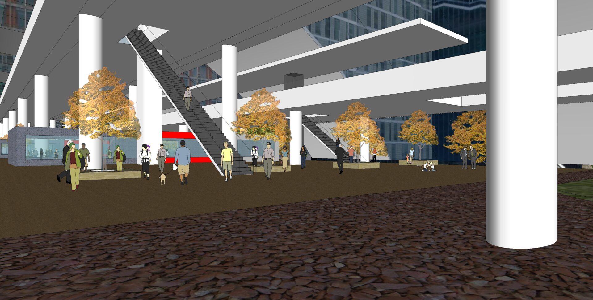 W201020 ZuidAs Amsterdam Studie 21-12-10-15