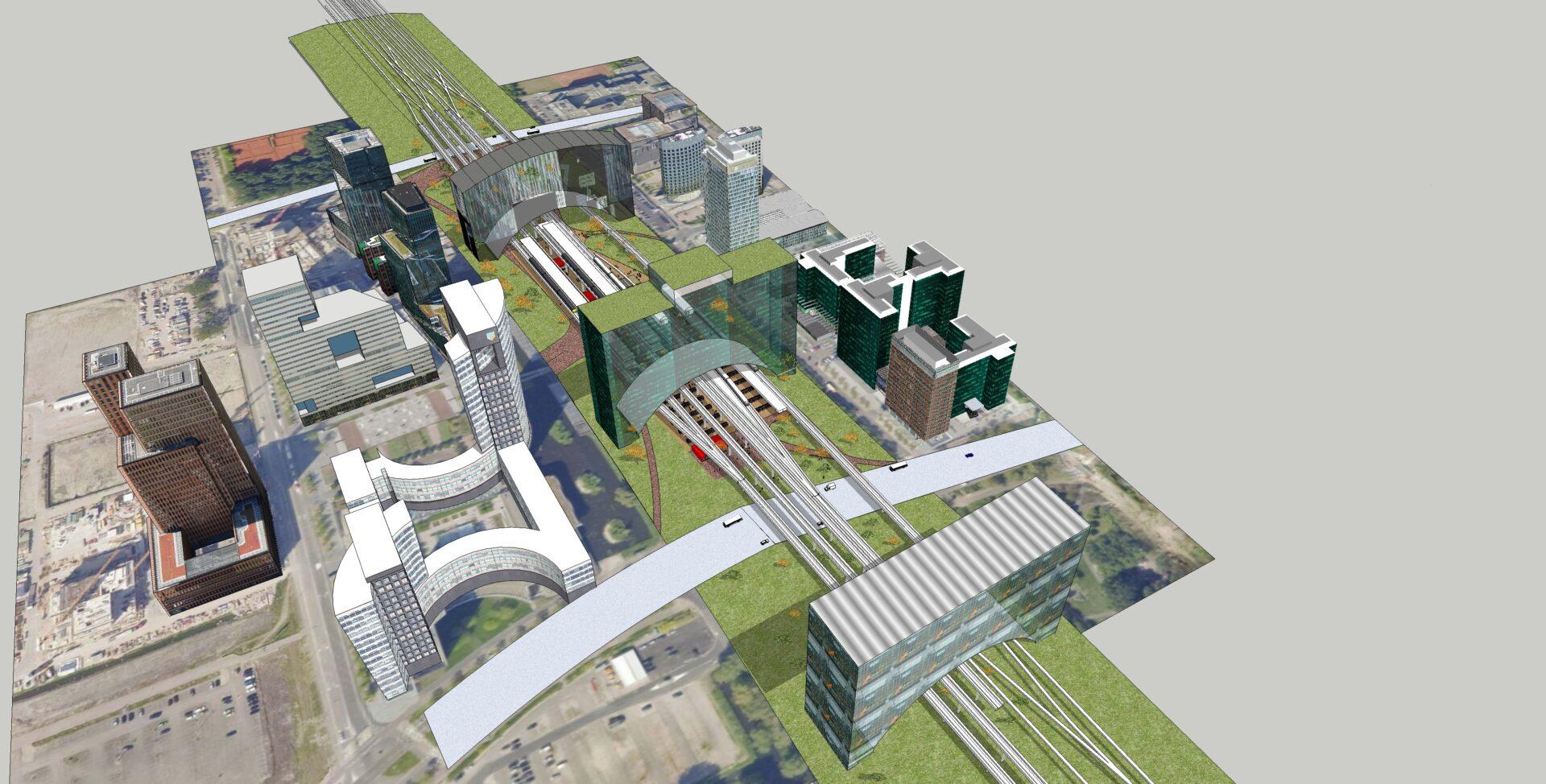 W201020 ZuidAs Amsterdam Studie 21-12-10-3